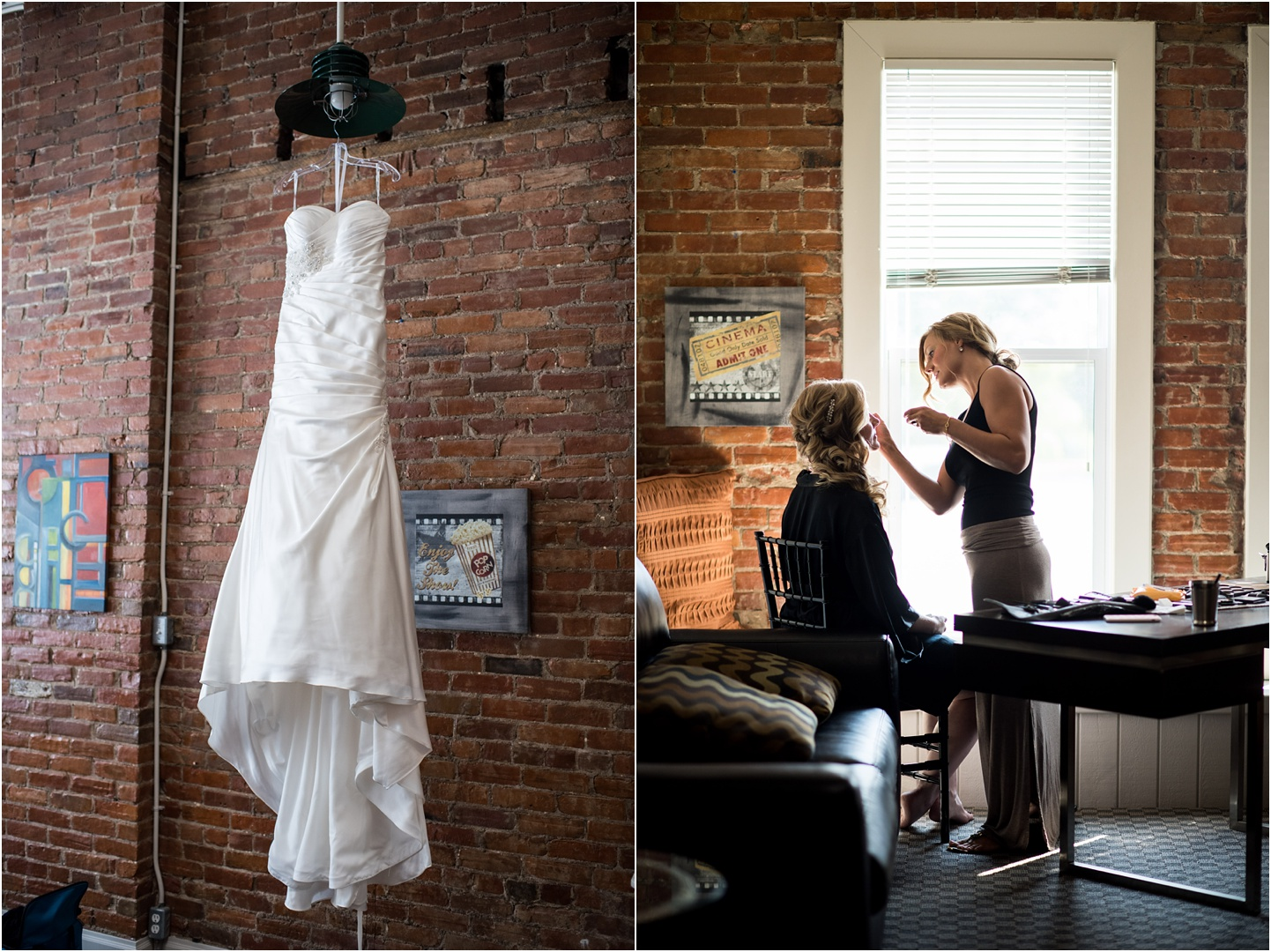 Reception Venue Deer Run Golf Course Dress With Love Bridal Boutique In Ottawa Second Shooter Matt Blommestyn