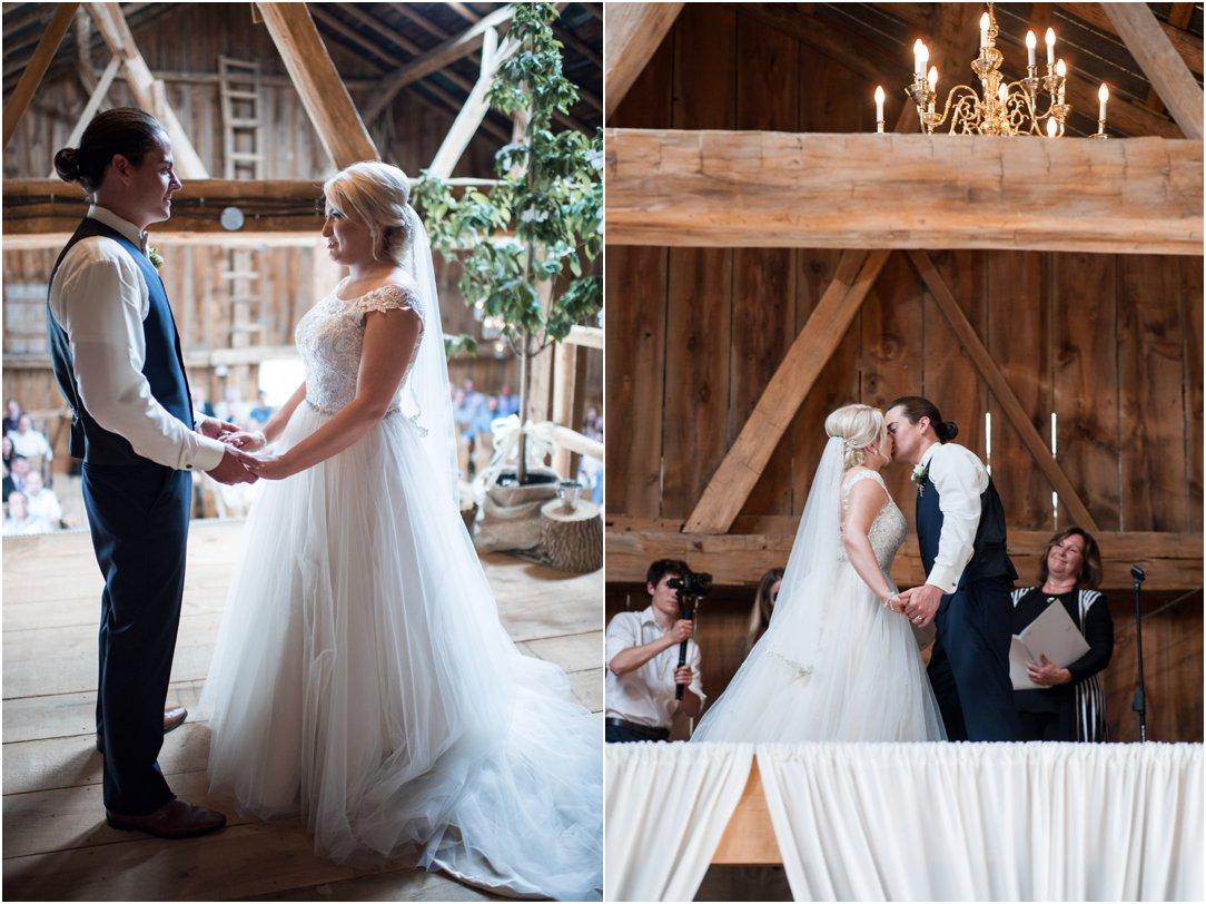 Hiliary & Nick's Chatham Barn Wedding (Chatham Kent ...